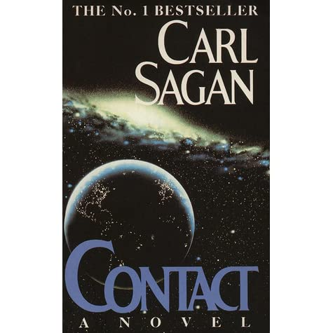 an analysis of the science fiction book contact by carl sagan Film analysis the possibilities of  that is the premise of carl sagan's novel contact based on sagan's own studies as an astrophysicist and  the book opens .