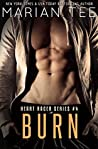 Burn (Heart Racer, #4)