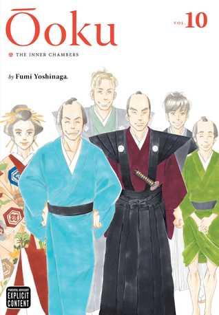 Ōoku: The Inner Chambers, Volume 10