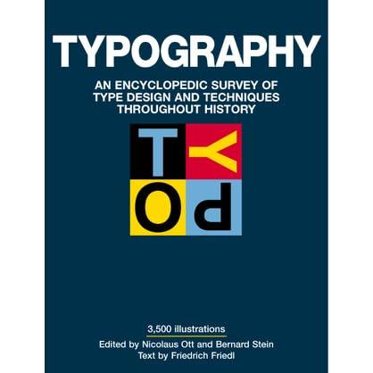 Typography by Friedrich Friedl