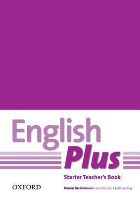 English Plus Starter Teacher's Book