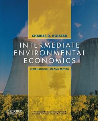 Intermediate Environmental Economics by Charles D. Kolstad