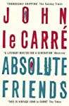 Absolute Friends by John le Carré cover image