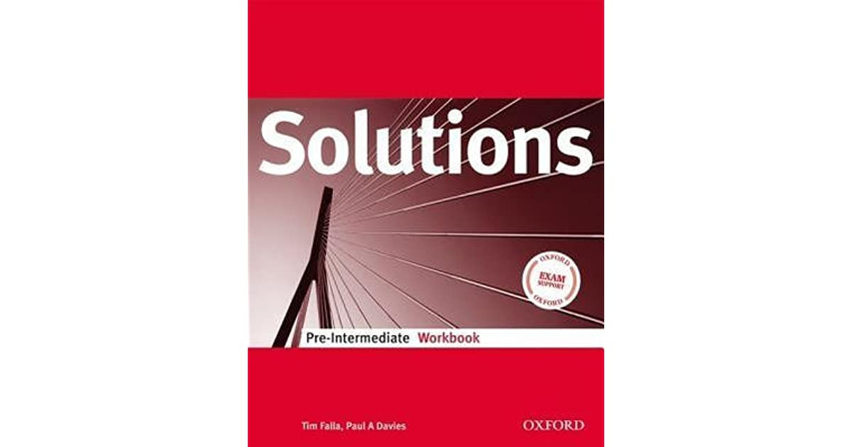 Solutions Гдз Учебника
