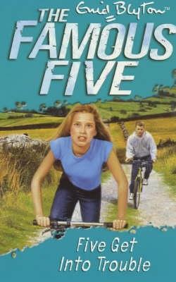 Five Get Into Trouble (Famous Five, #8)