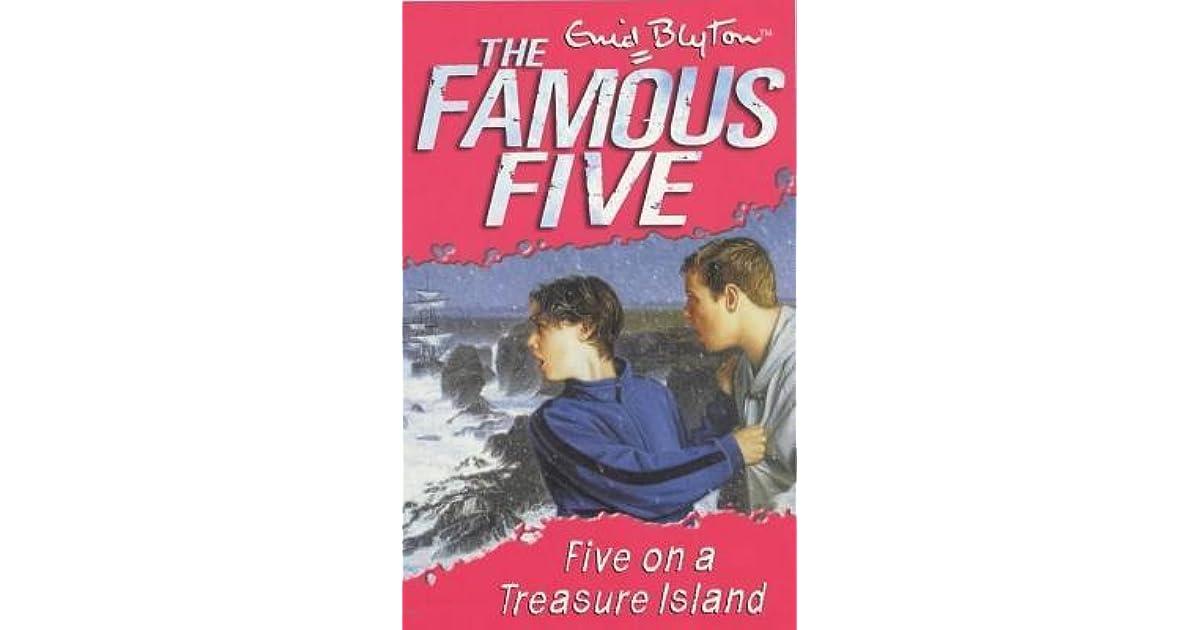 Famous Five On A Treasure Island Pdf