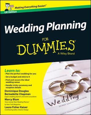 Wedding Planning for Dummies (UK Edition)