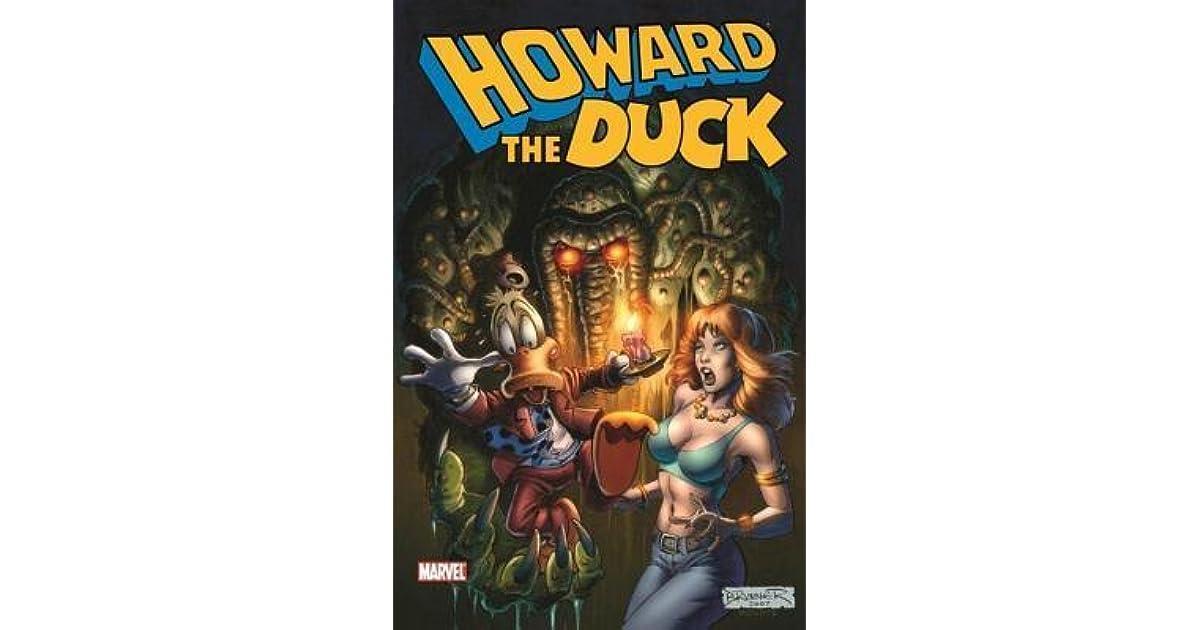 Ebook Howard The Duck Omnibus By Steve Gerber