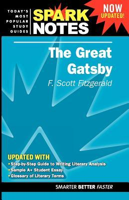 The Great Gatsby, F  Scott Fitzgerald by SparkNotes