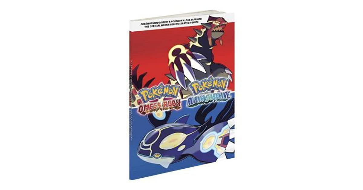 Book pokemon omega alpha sapphire pdf and guide ruby