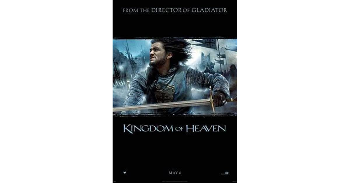 an analysis of kingdom of heaven a movie about the crusades