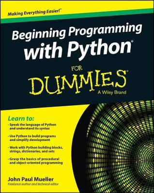 Beginning Programming with Python