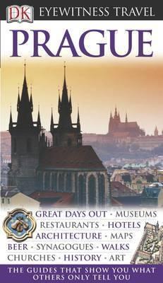 Prague (Eyewitness Travel Guides)