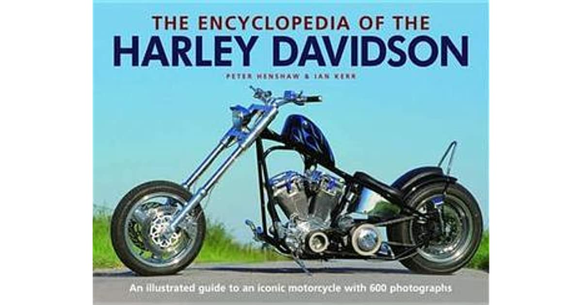 Encyclopedia of the Motorcycle