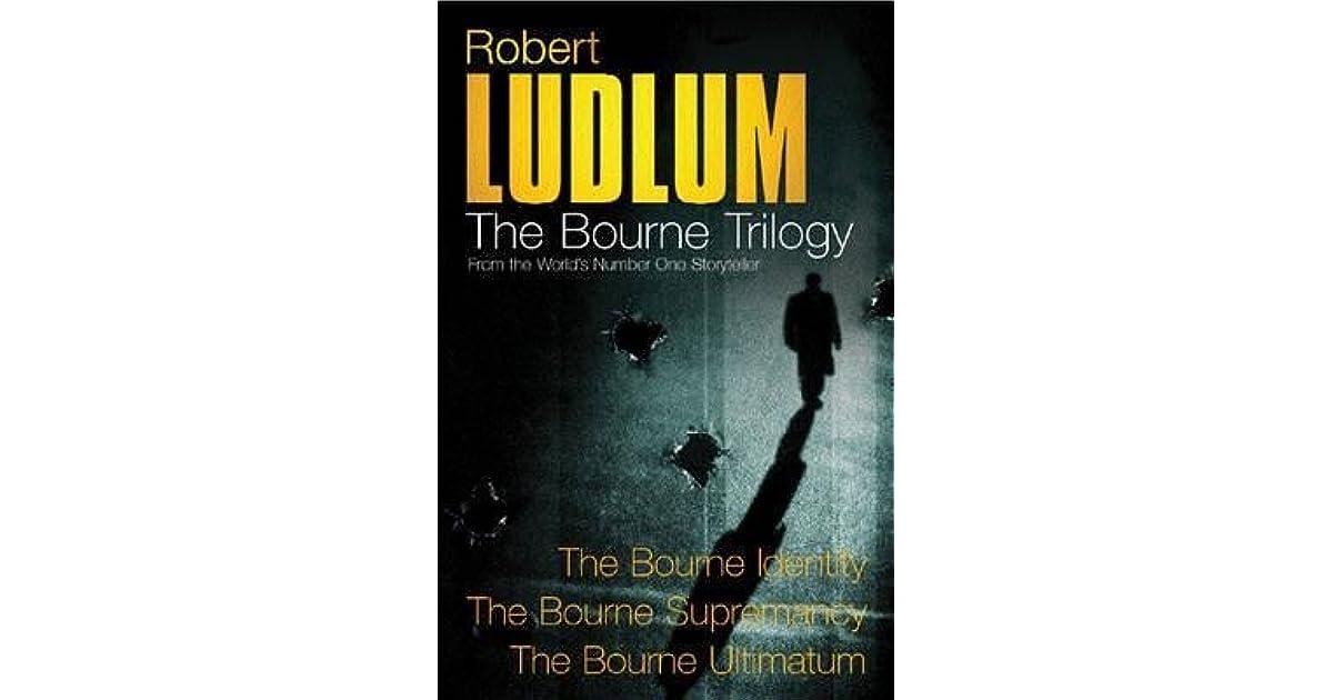 Bourne Books Pdf