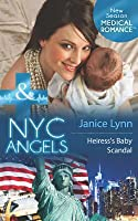 NYC Angels: Heiress's Baby Scandal (Mills & Boon Medical) (NYC Angels - Book 2)