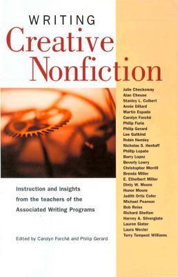 nonfiction creative writing