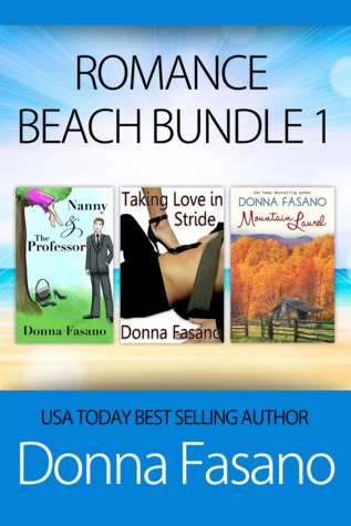 Romance Beach Bundle 1: Nanny and the Professor, Taking Love in Stride, Mountain Laurel