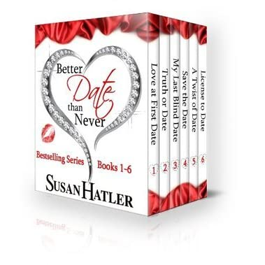 Better Date than Never Boxed Set: Vol. #1, Books 1-3