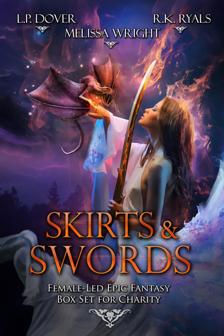 Skirts & Swords: Female-Led Epic Fantasy Box Set for Charity