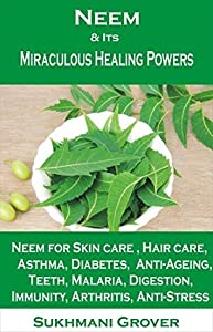 Neem and Its Miraculous Healing Powers: Neem for Digestive Disorders, Stress Relief, Immunity, Skin Problems, Hair Problems, Diabetes, Asthma, Arthritis, ... - All Your Questions Answered Book 3)