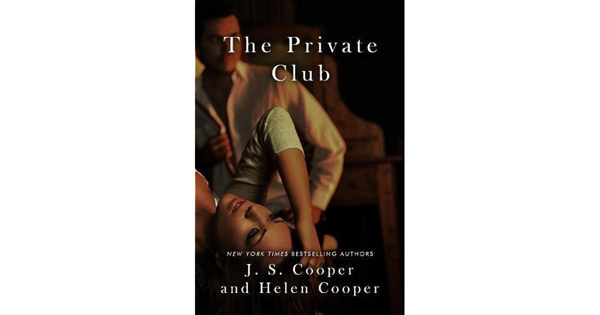 The Private Club Js Cooper Pdf