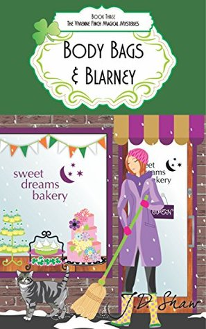 Body Bags & Blarney (Vivienne Finch, #3)