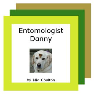 Danny Science Set: Geologist Danny, Botanist Danny & Entomologist Danny