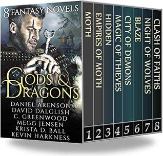 Gods & Dragons: 8 Fantasy Novels