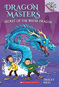 Secret of the Water Dragon (Dragon Masters #3)