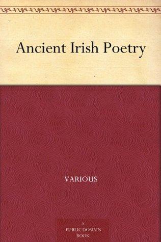 Ancient Irish Poetry