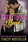 Everything I Need (Nashville Nights, #3)