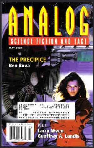Analog Science Fiction and Fact, 2001 May