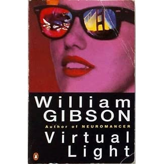 an analysis of william gibsons novel virtual light