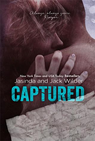 Captured by Jasinda Wilder