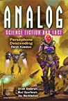 Analog Science Fiction and Fact, November 2014 cover
