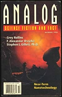 Analog Science Fiction and Fact, 1998 October