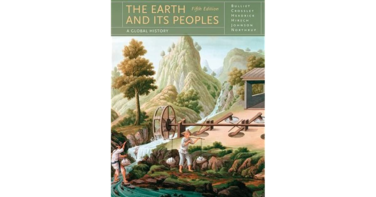 the earth and its peoples chapter Unfortunately, we were forced to the remove the outlines for the earth and its peoples, 4th edition textbook by the publisher however, if any users have outlines they can share, please post them to the world history premium section.