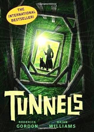 Tunnels by Roderick Gordon