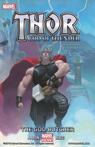 Thor: God of Thunder, Volume 1: The God Butcher by Jason Aaron