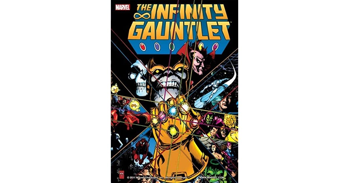 62b6ca92590 The Infinity Gauntlet by Jim Starlin
