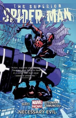 The Superior Spider-Man, Vol. 4: Necessary Evil