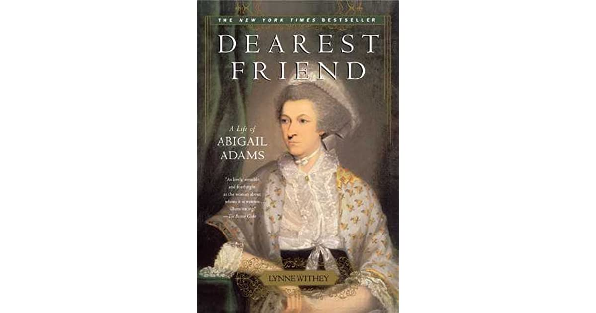 an introduction to the life of abigail adams Introduction to business mis abigail adams: an american woman each biography relates the life of its subject to the broader themes and developments of the.