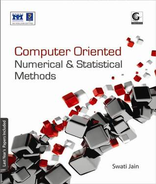 Computer Oriented Numerical and Statistical Methods Book