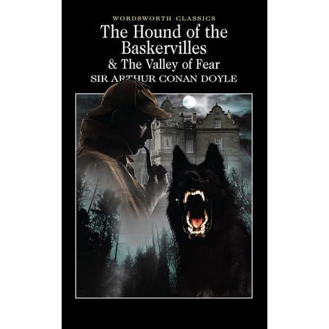 a literary analysis of the hound of the baskervilles by sir arthur conan doyle Sir arthur conan doyle is best known for writing sherlock holmes but there the hound of the baskervilles and the but sir arthur ignatius conan doyle.