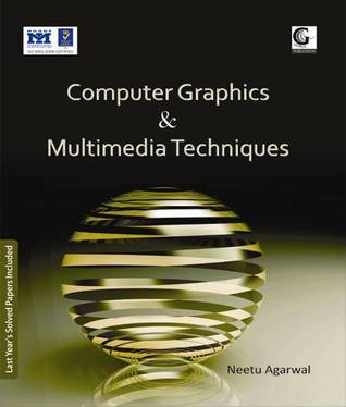 Computer Graphics and Multimedia Techniques Books