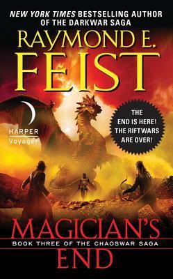 Read Magicians End The Chaoswar Saga 3 By Raymond E Feist