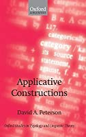 Applicative Constructions
