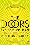book cover photo of The Doors of Perception and Heaven and Hell by Aldous Huxley