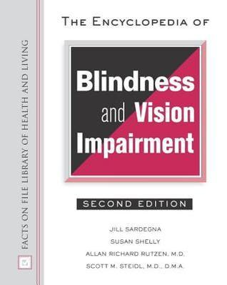 encyclopaedia of blindness and vision repair